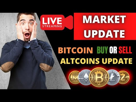 Bitcoin today price update | Altcoins market update | best cryptocurrency to invest in 2021