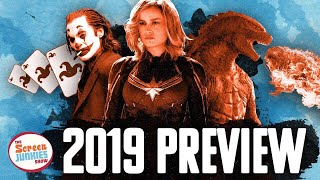 2019 Movie Year Preview