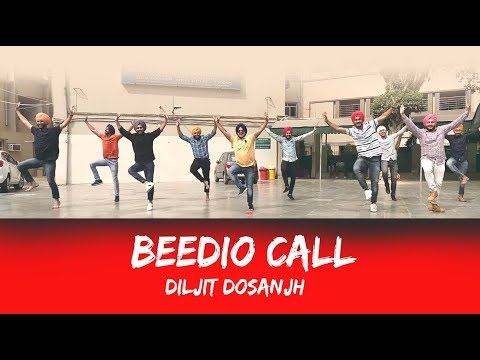 Beedio Call || Diljit Dosanjh || (Bhangra) || Confidential (Latest) ||SGND team  #sirabhangra