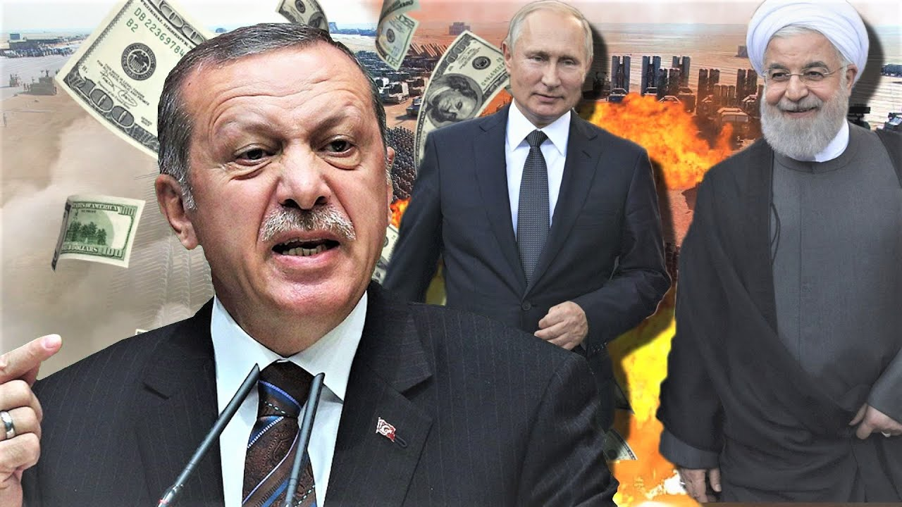 Если Турция нападёт на Иран. Кто победит ?