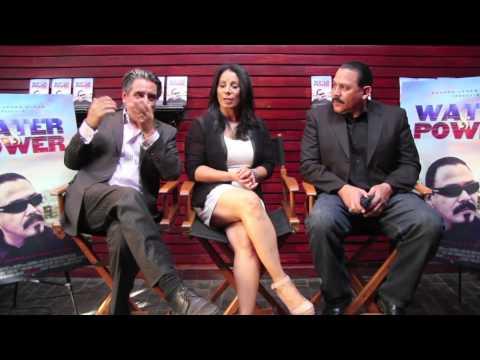Interview with Water & Power Richard Montoya, Wanda de Jesus and Emilio Rivera
