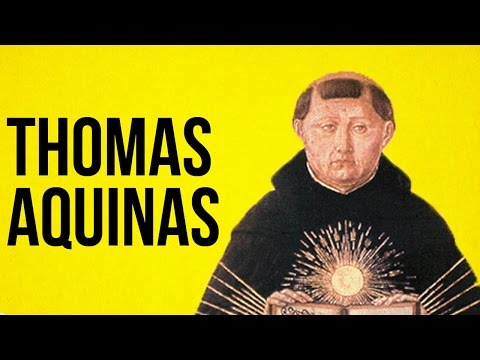 PHILOSOPHY - Thomas Aquinas