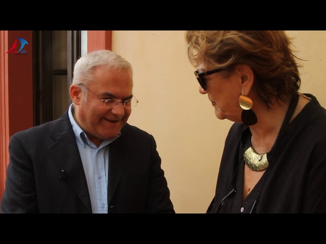 INTERVISTA  A IOLANDA CAPRIGLIONE E ANTONIO SALERNO - APPIA POLIS