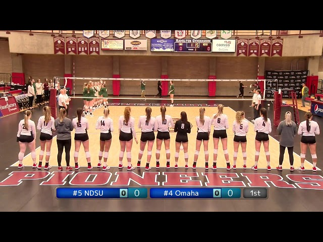 Women S Volleyball The Summit League