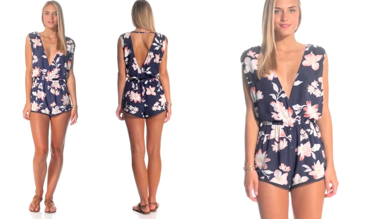 4e8094187f5 Sexy playsuit - YouTube