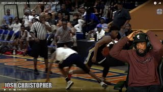HE CANT WALK! BEST ANKLE BREAKERS & CROSSOVERS OF ALL TIME!!