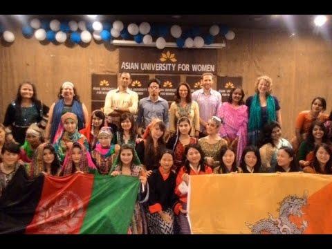 Access academy asian university for women