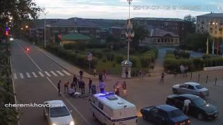 ДТП в Черемхово. 13 июля 2017