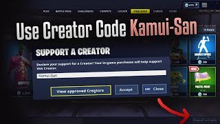 🔴LIVE🔴Morning Stream - Creator Code - Kamui-San🔴Fortnite🔴 - Kamui san
