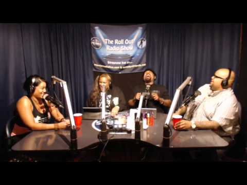 The Roll Out Show - HUMP DAY - COMEDIAN ALAN GREENE 2-17-16