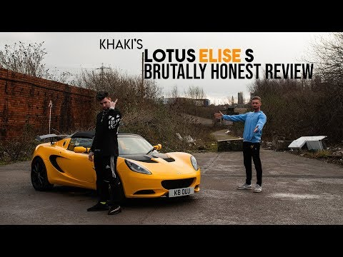 Brutally Honest Review: Khaki's Lotus Elise S