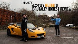 Brutally Honest Review: Khaki's Lotus Elise S