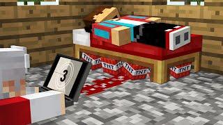 Я ПРИДУМАЛ 5 НОВЫХ ЛОВУШЕК ДЛЯ ТРОЛЛИНГА КОМПОТА В МАЙНКРАФТ 100% Троллинг Ловушка Minecraft