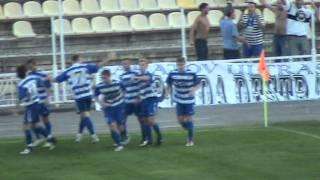 Паша Гизгизов сравнивает счет в Белгороде, 3-3(Гизгизов, 3-3.