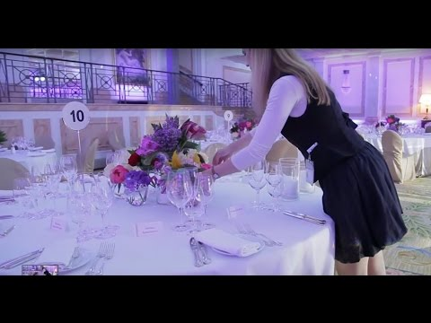 Four Seasons St. Petersburg - A Gala Dinner by Lion Palace