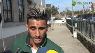 Ruben Ribeiro e Jaiminho na EB1 de Azurara