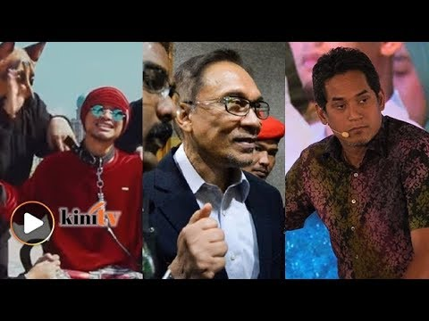 KJ kalah rayuan pada saman fitnah Anwar, Polis cari Namawee - Sekilas Fakta, Isnin 19 Feb 2018