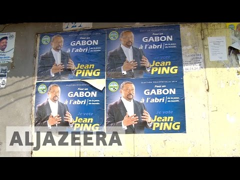 Calm returns to Gabon after election unrest