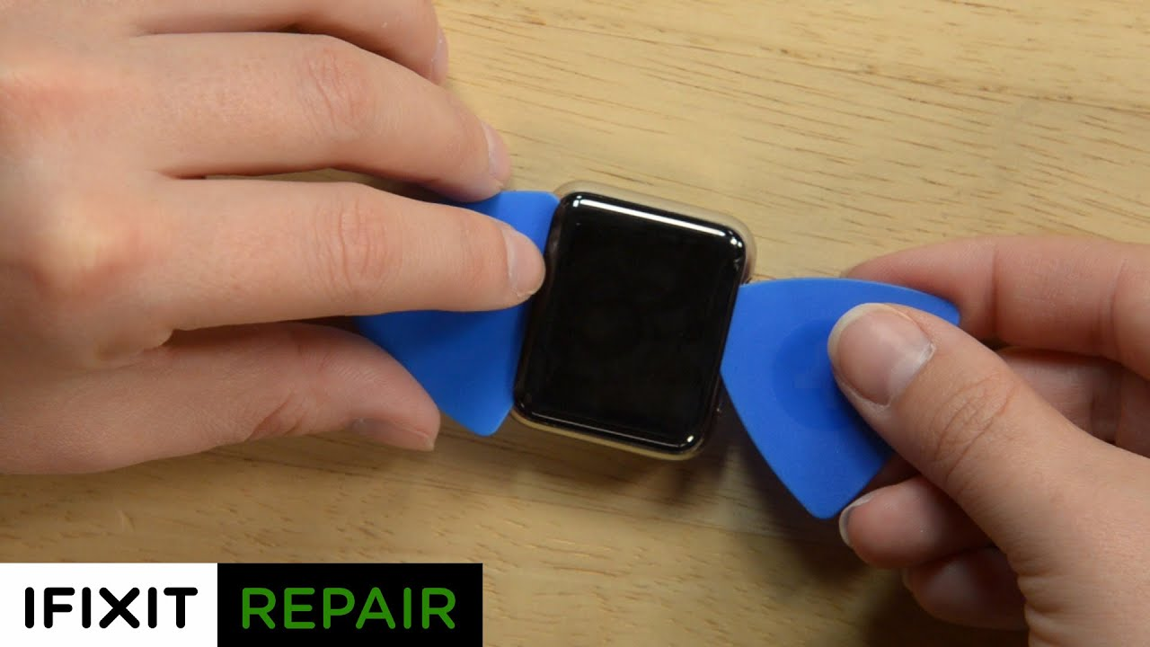 Apple Watch Screen ReplacementHow To  YouTube