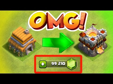 Thumbnail: Clash Of Clans - RECORD BREAKING GEM SPREE IN CLASH OF CLANS!