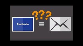 E-Mail-Verschlüsselung - Warum unverschlüsselte E-Mails so sicher sind wie Postkarten - Cryptshare