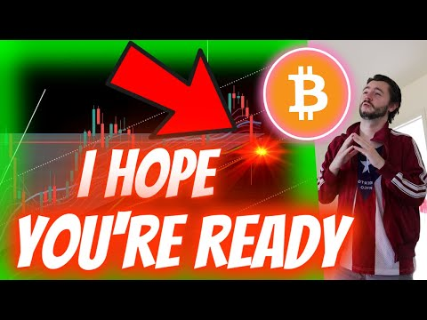 BITCOIN BEARS DO NOT WANT TO HEAR THIS!!! – [if you're bearish on BTC WATCH]