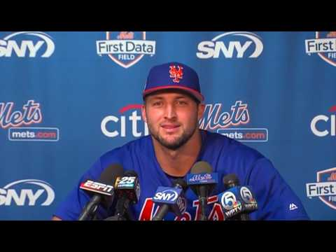 Tim Tebow news conference