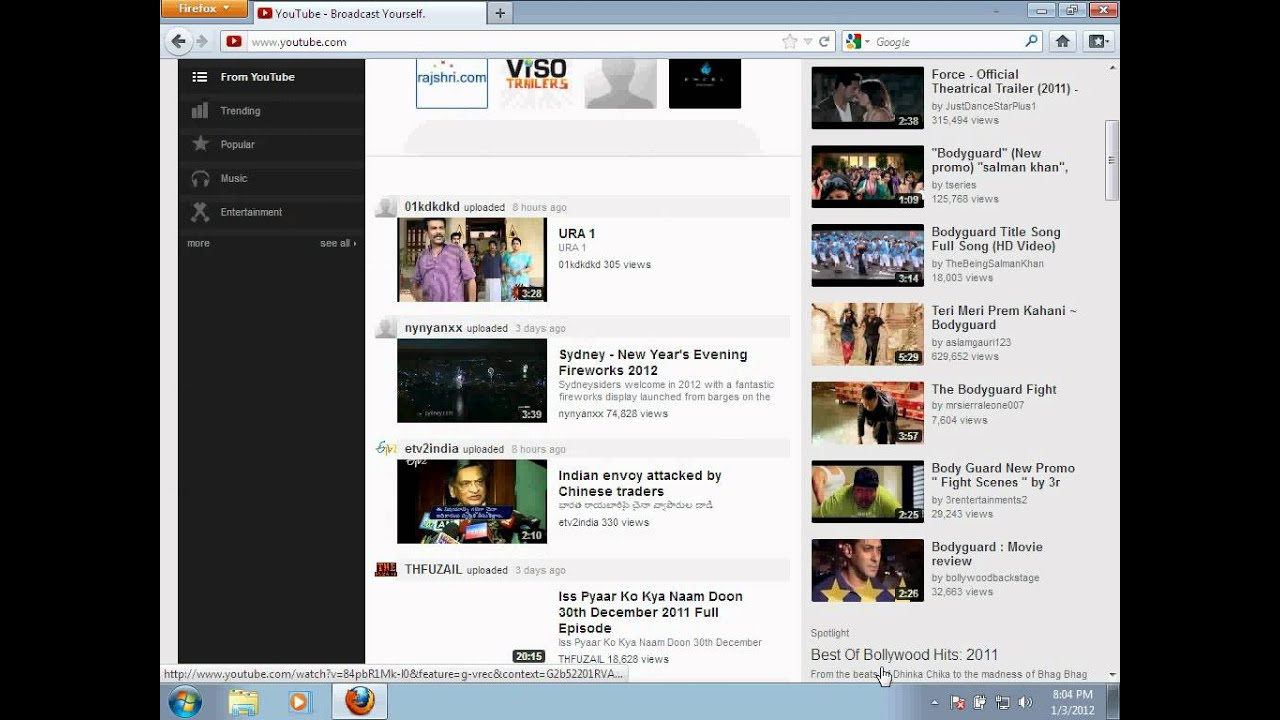 How to remove video from youtube 24