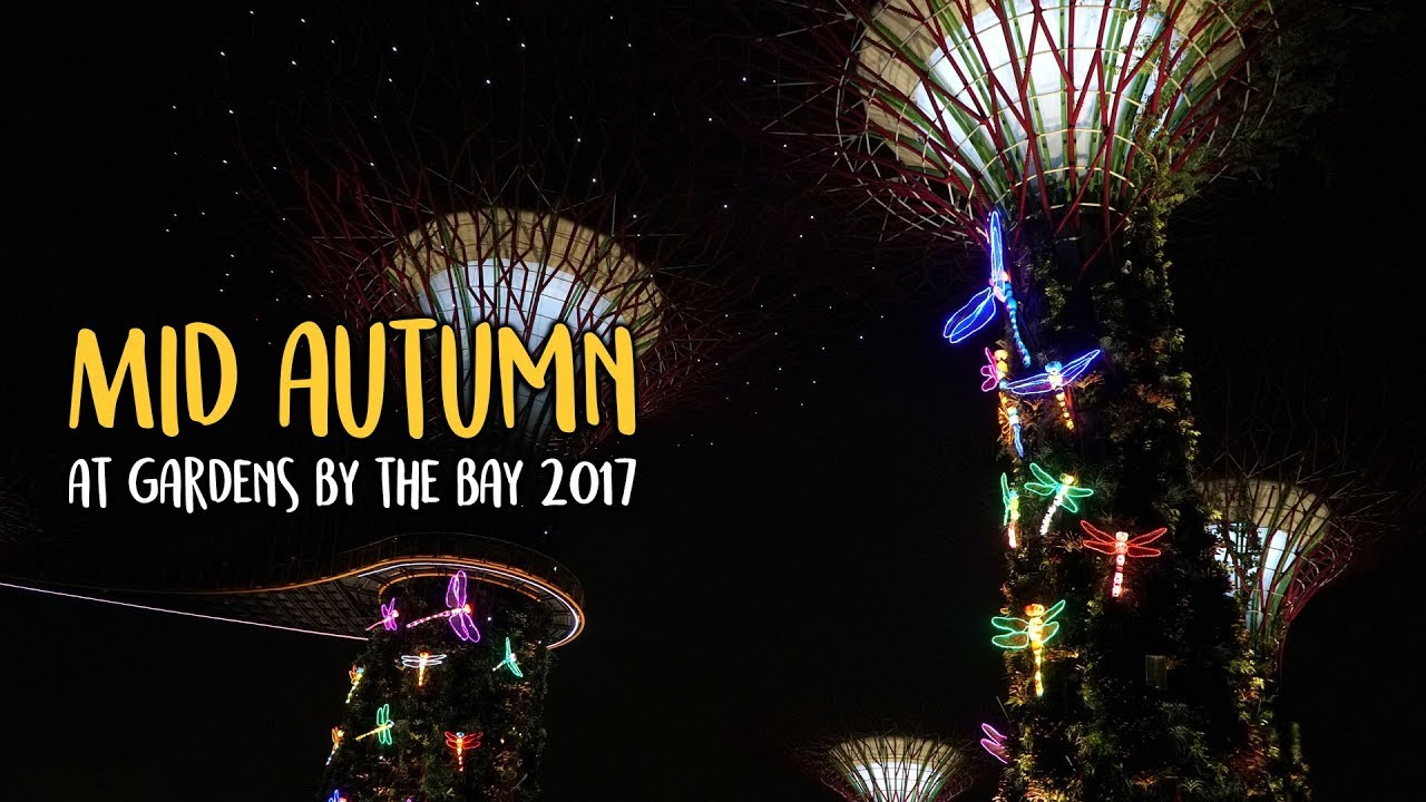 the largest lantern set ever to grace gardens by the bay mid autumn festival 2017 - Garden By The Bay Festival