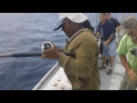 Captain Anderson's Charter Deep Sea Fishing In Panama City