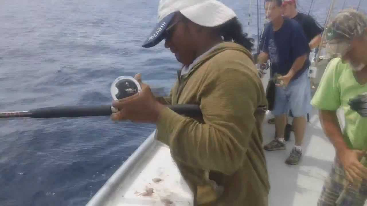 Captain anderson 39 s charter deep sea fishing in panama city for Panama city deep sea fishing
