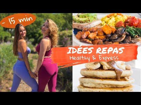 idÉes-repas-healthy-&-rapides-prÊts-en--15-min-🌟