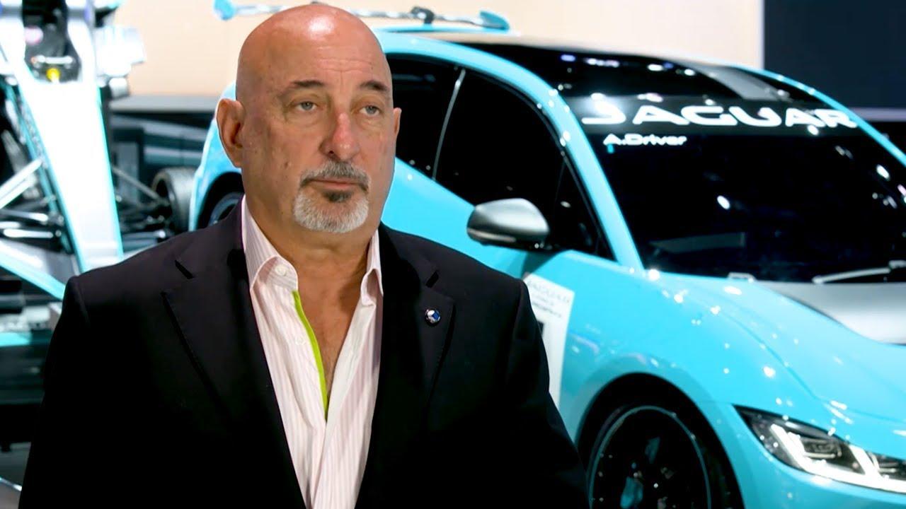 Bobby Rahal Toyota >> Jaguar I-PACE eTROPHY | Rahal Letterman Lanigan Racing