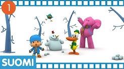 Pocoyo - 30 minuuttia ja neljä jaksoa | sarjakuvia lapsille