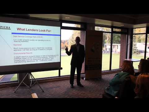"""Steve Tabrizi, """" Discovering Commercial Real Estate"""" , Oct.27 ,2015"""