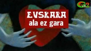 Ez bedi galdu euskara (Gontzal Mendibil)