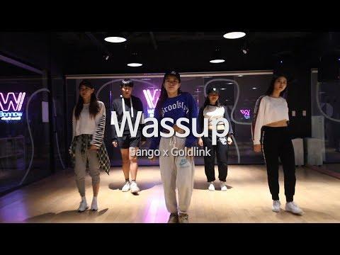 [ Sango x Goldlink - Wassup ] choreography Chu / Girlish 안무반