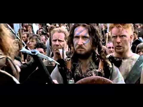 Manowar - Die With Honor | Braveheart Clip