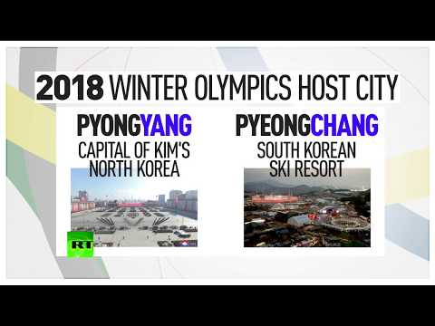 Is Winter Olympics in North Korea? Seems so, as Twitter bombarded with #Pyongyang2018