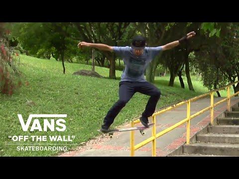 Días en Medellín | Skate | VANS