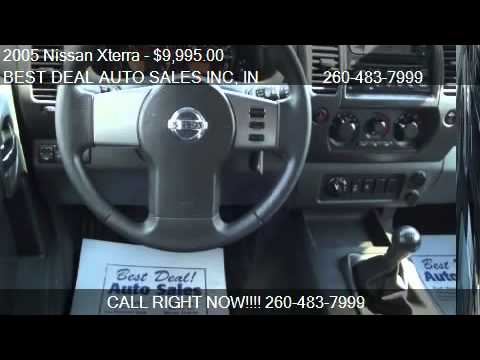 2005 nissan xterra off road 4wd 6 speed manual for sale in f youtube rh youtube com 2004 xterra manual 2005 xterra manual transmission problems