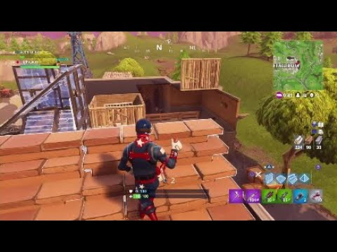 """Finding And Using The NEW """"Remote Explosive C4"""" - Fortnite Battle Royale"""
