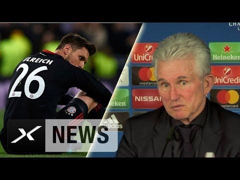 Jupp Heynckes über James und Sven Ulreichs Patzer | Real Madrid – FC Bayern | Champions League
