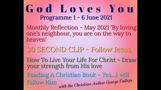 GOD LOVES YOU - programme 1