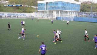 ДЮСШ 11 - Черноморец (Одесса) 1:0 ФК Азовсталь (Мариуполь) 1 тайм