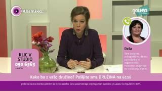 Vedeževalka Špela: začetki življenja (karmična diagnostika, Kosmika TV)