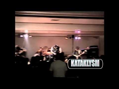 KATAKLYSM Milwaukee metal fest, (USA, WI), 29 juillet 2000