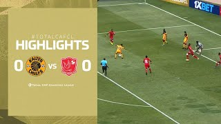 HIGHLIGHTS   Kaizer Chiefs 0-0 Horoya AC   MD 2   TotalCAFCL