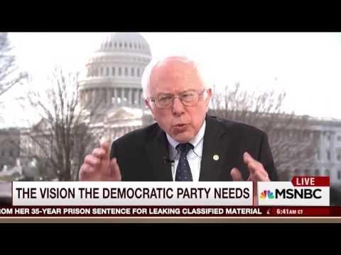 Bernie Sanders: Save Health Care, Berniecrats Take Over CA Democratic Party