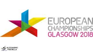 Nuoto Sincronizzato - Europeo Glasgow 2018 - Squadra Libera Russia